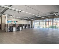 Hermoso espacio corporativo disponible a 3...