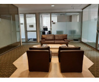 Oficina virtual en renta $1,300 aun costado de plaza sao paulo