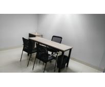 Oficinas ejecutivas en renta