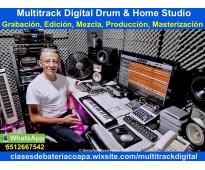 Clases audioproducción zona sur villa coapa