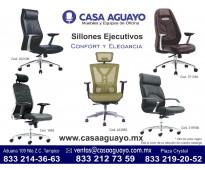 Sillas y sillones para oficina