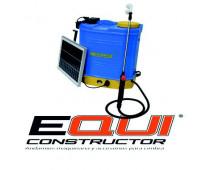 Fumigadora eléctrica solar líquidos 20 l.