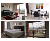 Apartamento amoblado para alquiler en medellin - el poblado cod*/*/. 8328