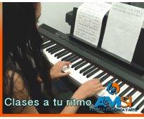 Curso de teclado - inicia clases de piano .