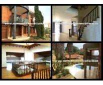 Casa para la venta en el poblado cod** 2229