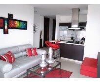 Apartament furnished rent in cali north