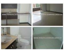 Apartamento en alquiler - el poblado el tesoro cod/17: 9654