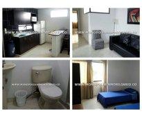 Apartamento amoblado para alquiler en medellin - laureles cod*//*//. 8679