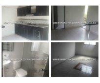 Apartamento duplex en alquiler - santa maria itagüi cod/17: 9648