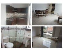 Apartamento en alquiler - el poblado manila cod/17: 9642