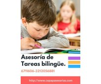 Profesores bilingües a domicilio en bogotá