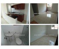 Confortable apartamento en renta - itagüi viviendas del sur cod: m