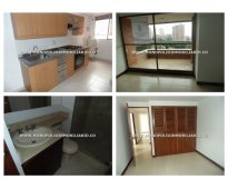 Apartamento en renta - el poblado loma de los gonzales cod: 9766