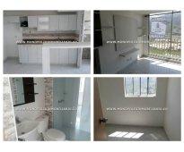 Confortable apartamento en alquiler - bello niquia cod: 9739