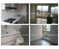 Apartamento en renta - envigado loma del  barro cod: 9699