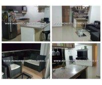 Apartamentos amoblados para alquilar en belen sector loma de los bernal cod 7099