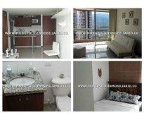 Apartamento en venta - el poblado loma del indio cod: 10409