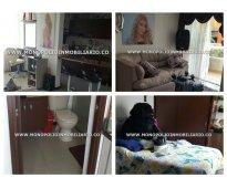 Agradable apartamento en venta - niquia bello cod: 10341
