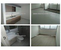 Apartamento en alquiler - el poblado castropol cod:/: 10017