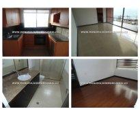 Apartamento en arrendamiento - el poblado san lucas cod:/: 10009