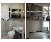 Apartaestudio loft en arriendo - maria auxiliadora sabaneta cod:/: 9995