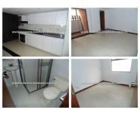 Apartamento en alquiler - envigado zuñiga cod:/: 9969