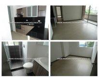 Apartamento en alquiler - el poblado ciudad del rio cod:/: 9966