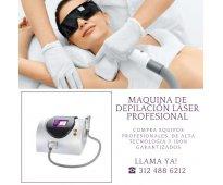 Aparato de depilacion laser