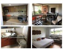 Apartamento amoblado para arriendo en envigado - benedictinos cod:  8750edeede