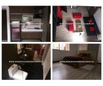 Apartaestudio duplex amoblado para alquiler en medellin - el poblado cod.8663