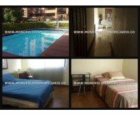 Apartamento amoblado para la renta en oviedo poblado  cd 4222