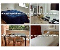 Apartamento amoblado para la renta en medellin laureles cod.4268