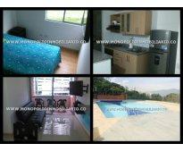 Apartamento amoblado para la renta en medellin sector las palmas  el poblado cd