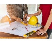 Como auxiliar  de ingenieros o arquitectos ofrezco servicios