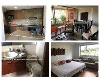 Apartamento amoblado para arriendo en envigado - benedictinos cod:  8750