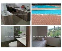 Apartamento amoblado en sabaneta - virgen del carmen  cod: 5759