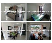 Apartamento amoblado en medellin sector  guayabal cod.5451
