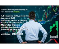 Curso de trading presencial