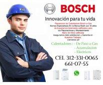 Soporte tecnico calentadores bosch servicio tecnico calentadores