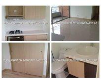 Apartamento para la renta en envigado - barrio el esmeraldal  cod*--+: 4768