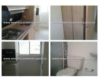 Apartamento para la renta en bello sector niquía cod*--+ 4689