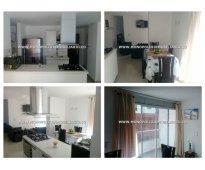 Apartamento amoblado para la renta en sabaneta sector aves marias cod 8262 moder...