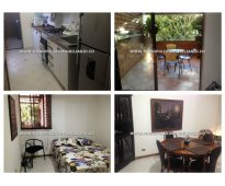 Apartamento amoblado para la renta en la castellana  cod 8360