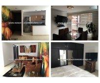 Apartamento amoblado para alquilar sector ciudad del rio el poblado cod: 7788