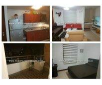 Apartamento amoblado para alquilar en laureles sector la consolata  cod: 7702