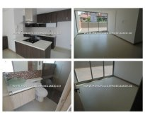 Apartamento en alquiler - el esmeraldal envigado cod: 11425