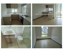 Apartamento en renta - loma de las brujas envigado cod: 11381