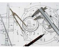 Dibujo planchas y planos de dibujo técnico a domicilio