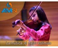 El violín, un instrumento que desarrolla el potencial de tu hijo