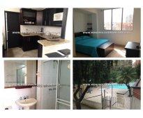 Apartamentos amoblados en jardines - envigado  cod: 6300